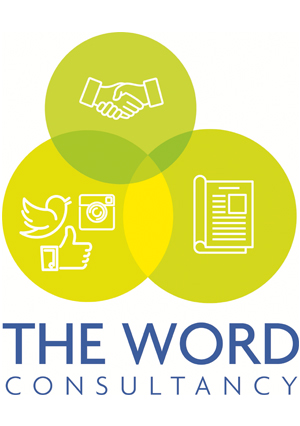 The Word PR Logo